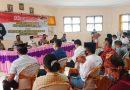 AKBP Heru Muslimin Silaturahmi di Maluk, Berkomitmen Berantas Narkoba